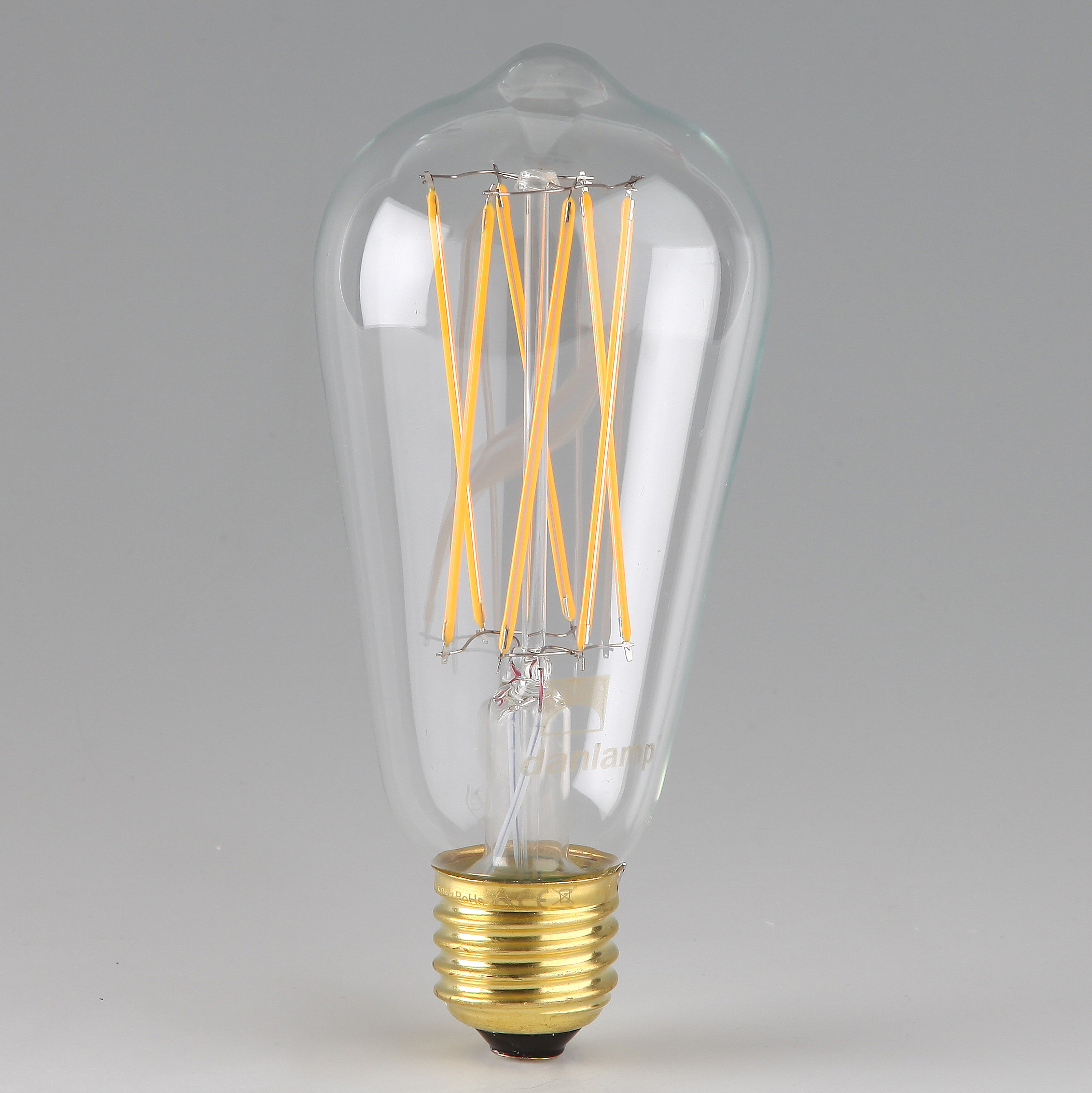 e27 led edison lamp 1 diy lampenbau sterreich. Black Bedroom Furniture Sets. Home Design Ideas